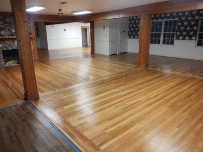 Lodge Open Floor